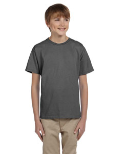 Smoke Gray Youth 5.2 oz., 50/50 ComfortBlend® EcoSmart® T-Shirt