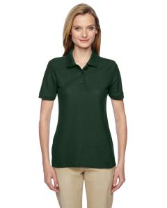 Forest Green Ladies' 5.3 oz. Easy Care™  Polo