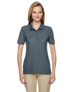 Charcoal Grey Ladies' 5.3 oz. Easy Care™  Polo