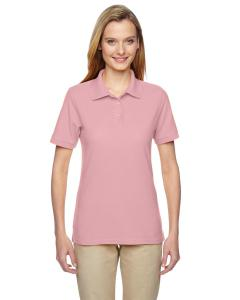 Classic Pink Ladies' 5.3 oz. Easy Care™  Polo