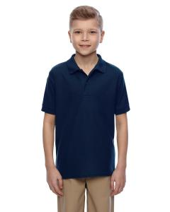 J.navy Youth 5.3 oz. Easy Care™  Polo