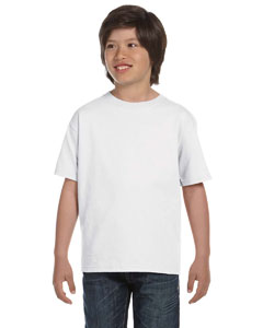 White Youth 6.1 oz. Beefy-T®