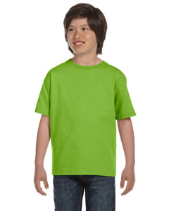 Lime Youth Unisex 6.1 oz. Beefy-T®