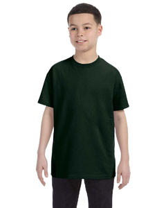 Deep Forest Youth Unisex 6.1 oz. Tagless® T-Shirt
