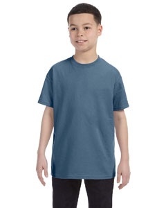 Denim Blue Youth Unisex 6.1 oz. Tagless® T-Shirt