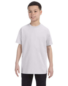 Ash Youth Unisex 6.1 oz. Tagless® T-Shirt