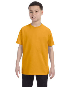 Gold Youth Unisex 6.1 oz. Tagless® T-Shirt