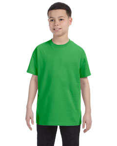 Shamrock Green Youth Unisex 6.1 oz. Tagless® T-Shirt