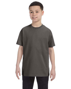 Smoke Gray Youth Unisex 6.1 oz. Tagless® T-Shirt