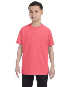Charisma Coral Youth Unisex 6.1 oz. Tagless® T-Shirt