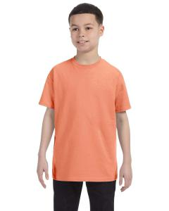Candy Orange Youth Unisex 6.1 oz. Tagless® T-Shirt