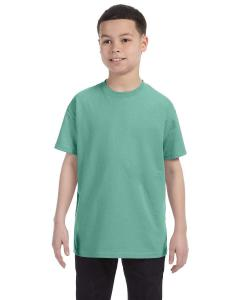 Clean Mint Youth Unisex 6.1 oz. Tagless® T-Shirt