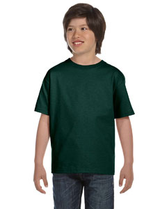 Deep Forest Youth 5.2 oz. ComfortSoft® Cotton T-Shirt