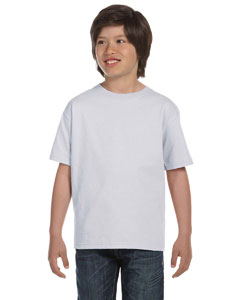 Ash Youth 5.2 oz. ComfortSoft® Cotton T-Shirt