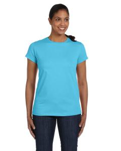 Blue Horizon Women's 5.2 oz. ComfortSoft® Cotton T-Shirt