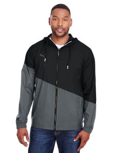 Pma Blk/ Qut Shd Adult Ace Windbreaker