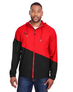 Hi Rsk Rd/ P Blk Adult Ace Windbreaker