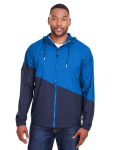 Lapis Blue/ Pcot Adult Ace Windbreaker