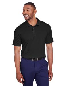 Puma Black Mens Fusion Polo