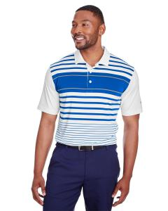 Laps Blue/ Qurry Men's Spotlight Polo