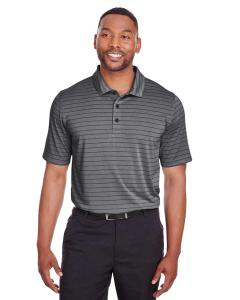 Puma Black Men's Rotation Stripe Polo