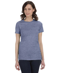 Heather Blue Women's The Favorite T-Shirt