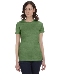 Heather Green Women's The Favorite T-Shirt