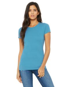 Heather Aqua Women's The Favorite T-Shirt
