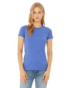 Hthr Colum Blu Women's The Favorite T-Shirt