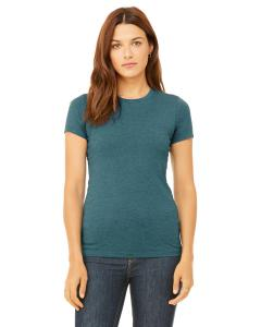 Hthr Deep Teal Women's The Favorite T-Shirt