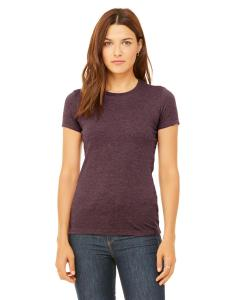 Heather Maroon Women's The Favorite T-Shirt