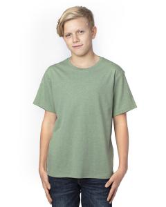Army Heather Youth Ultimate T-Shirt