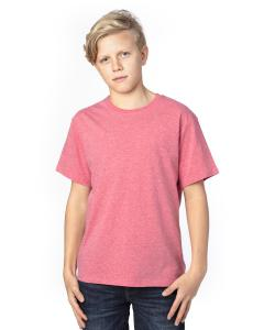 Red Heather Youth Ultimate T-Shirt