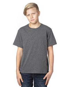 Charcoal Heather Youth Ultimate T-Shirt