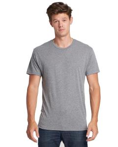 Premium Heather Men's Made in USA Triblend T-Shirt