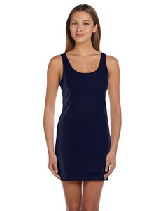 Navy Women's Jersey Tank Dress