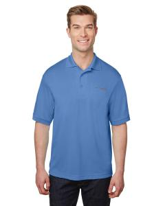 Whitecap Blue Men's Perfect Cast™ Polo