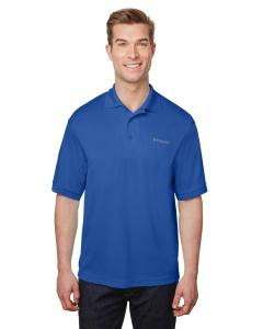 Vivid Blue Men's Perfect Cast™ Polo