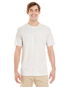 Oatmeal Fleck Adult 4.5 oz. TRI-BLEND T-Shirt
