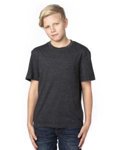 Black Triblend Youth Triblend T-Shirt
