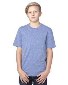 Navy Triblend Youth Triblend T-Shirt