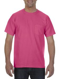 Heliconia 6.1 oz. Garment-Dyed Pocket T-Shirt