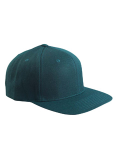Spruce 6-Panel Structured Flat Visor Classic Snapback