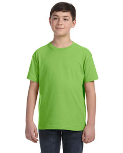 Key Lime Youth Fine Jersey T-Shirt