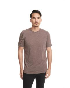 Espresso Men's Poly/Cotton Short-Sleeve Crew Tee