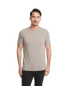 Ash Men's Poly/Cotton Short-Sleeve Crew Tee