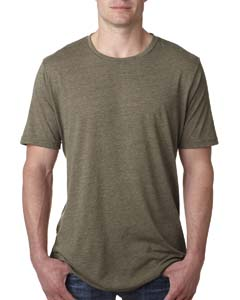 Sage Men's Poly/Cotton Short-Sleeve Crew Tee