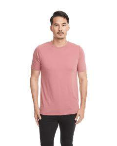 Smoked Paprika Men's Poly/Cotton Short-Sleeve Crew Tee