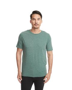 Royal Pine Men's Poly/Cotton Short-Sleeve Crew Tee