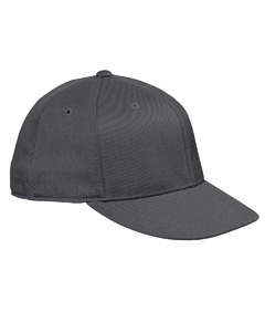 Grey Premium Fitted Cap